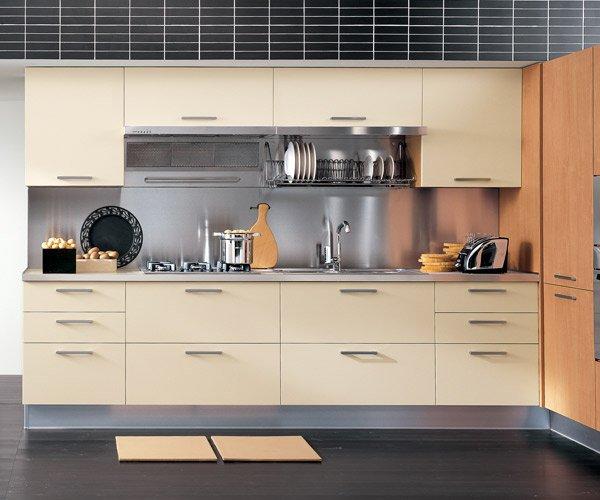 La cucina moderna in laminato mixer dell arrital - Anta cucina laminato ...